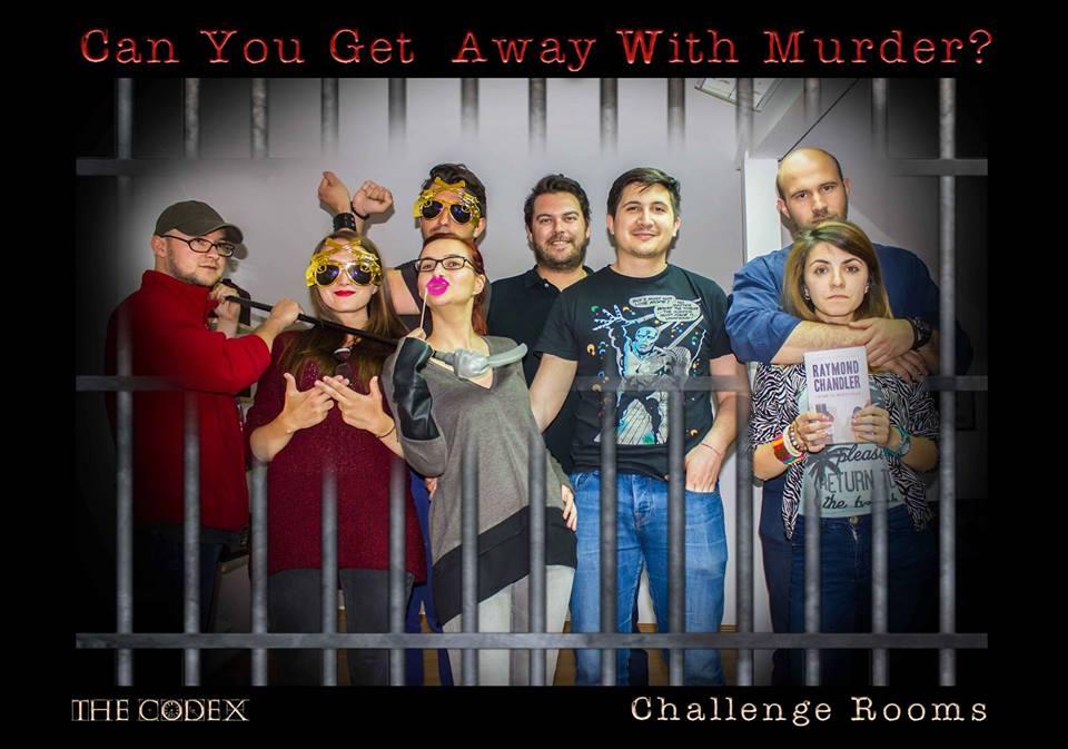 concurenti la challenge rooms